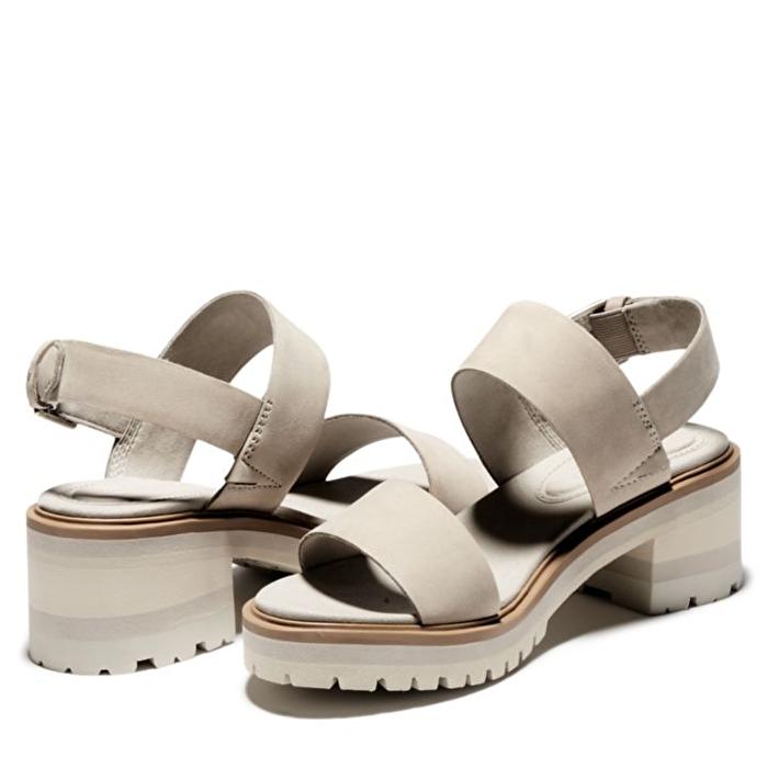 Violet Marsh Bej Kadın Sandalet