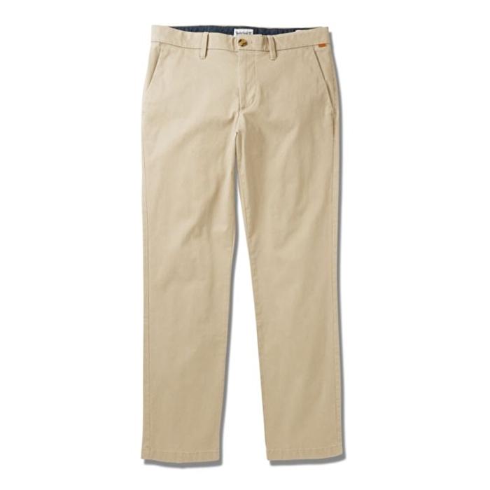 Squam Lake Twill Haki Erkek Chino Pantolon