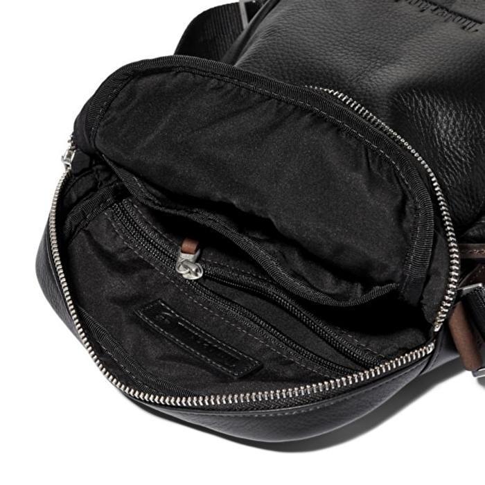 Tuckerman Crossbody Siyah Küçük Çapraz Çanta