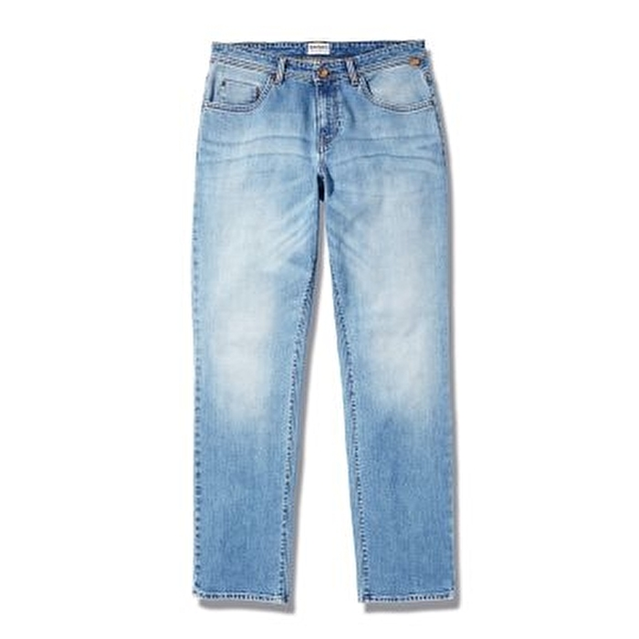 Squam Lake Açık Mavi Stretch Jean