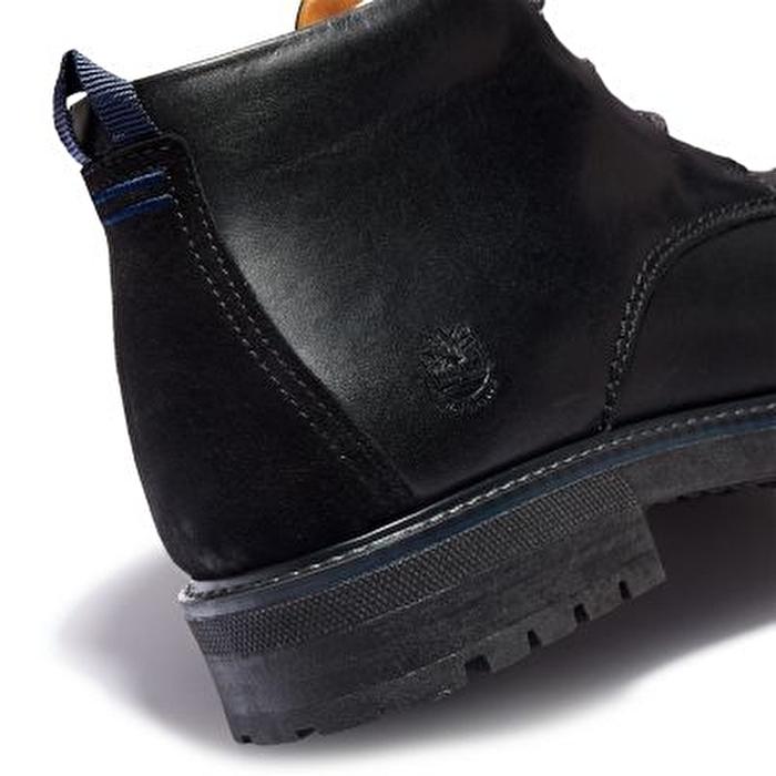 Oakrock Chukka Siyah Erkek Ayakkabı Bot