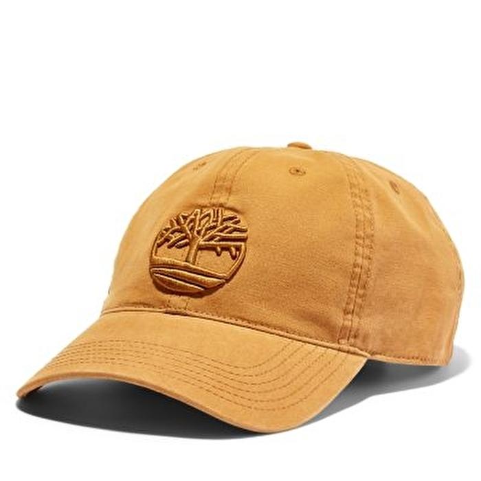 Soundview Pamuk Kanvas Sarı Erkek Şapka