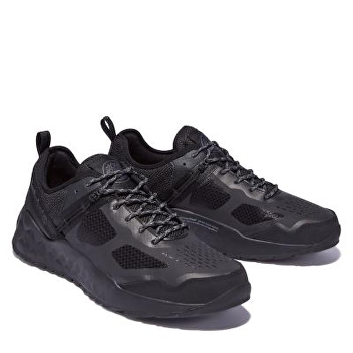 Solar Wave TR Siyah Erkek Spor Ayakkabı