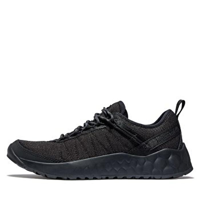 Solar Wave Siyah Kadın Spor Ayakkabı