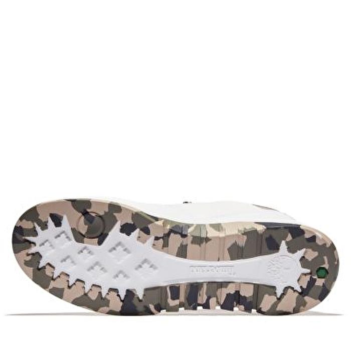 Supaway Beyaz Erkek Spor Ayakkabı