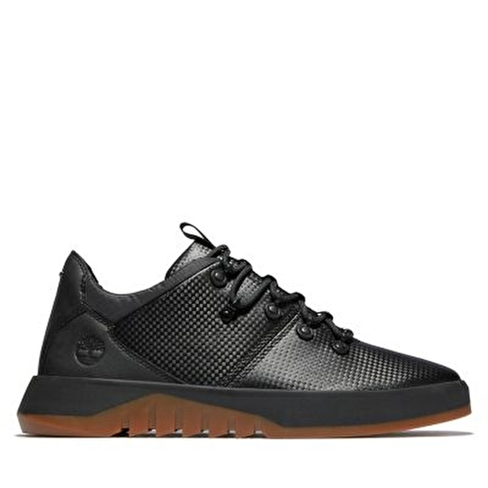 Supaway  Siyah Erkek Spor Ayakkabı