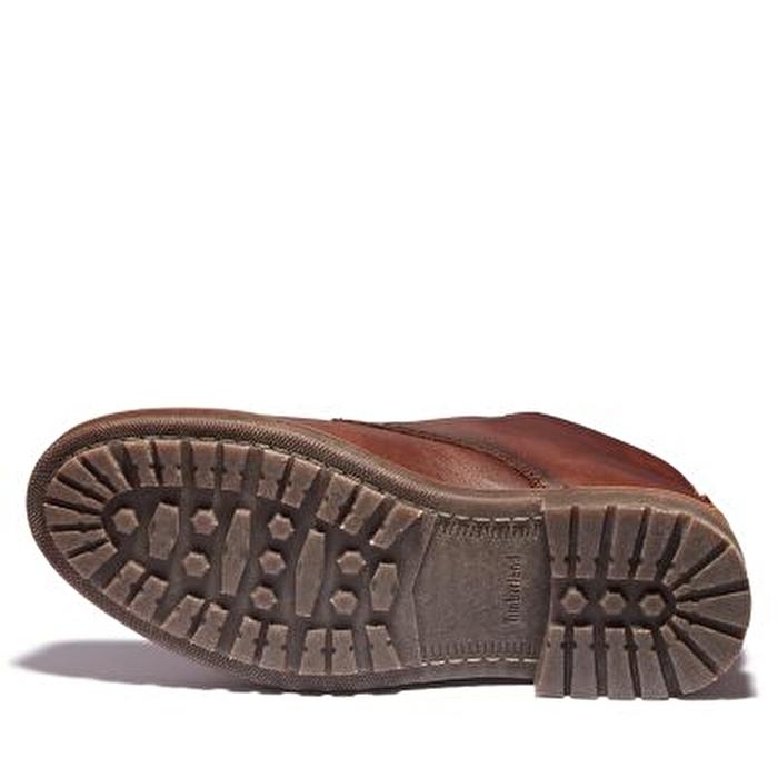 Oakrock Chukka Kahverengi Erkek Ayakkabı Bot