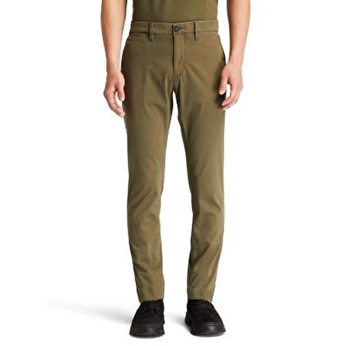 Sargent Lake Ultrastretch Koyu Yeşil Erkek Pantolon