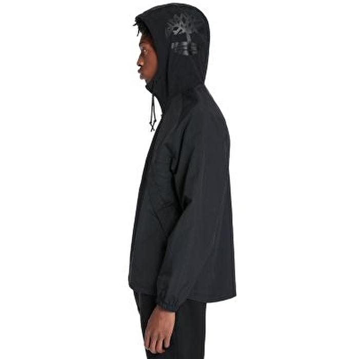 Timberland Fermuarlı Erkek Siyah Rüzgarlık