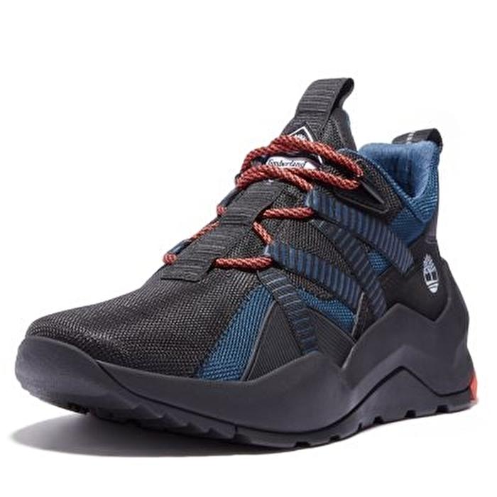 Madbury Kumaş Siyah Erkek Spor Ayakkabı